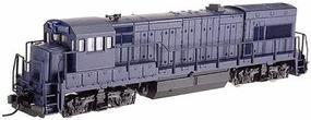 Atlas GE U23B Low Nose Undecorated N Scale Model Train Diesel Locomotive #45902
