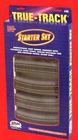 Atlas Code 83 True-Track Starter Set HO Scale Nickel Silver Model Train Track #488