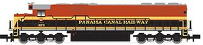 Atlas SD60 Panama Canal Railway #1870 N Scale Model Train Diesel Locomotive #49065