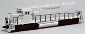 Atlas EMD SD35 Low Nose Powered - Undecorated N Scale Model Train Diesel Locomotive #49411