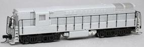 Atlas F-M H24-66 Phase 1A Powered Undecorated N Scale Model Train Diesel Locomotive #49500