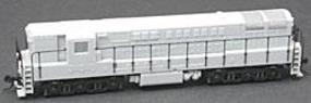 Atlas F-M H24-66 Phase 1A Powered - Undecorated N Scale Model Train Diesel Locomotive #49501