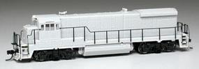 Atlas GE B23-7 w/Low Nose - Powered - Undecorated N Scale Model Train Diesel Locomotive #49703