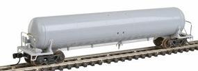 Atlas 20,700 Gallon Non-Insulated Tank Car Undecorated N Scale Model Train Freight Car #50000188