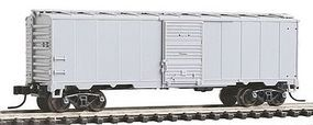 Atlas 1932 ARA 40 Steel Boxcar Undecorated Body #6 N Scale Model Train Freight Car #50000515