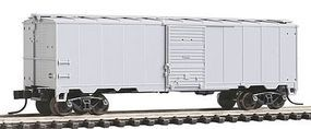 Atlas 1932 ARA 40 Steel Boxcar Undecorated Body #7 N Scale Model Train Freight Car #50000516