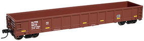 Atlas Evans 526 Gondola New Jersey Transit #9412 N Scale Model Train Freight Car #50000555