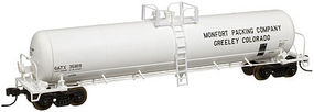GATX 20700 Tank Monfort Packing 35818 N