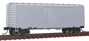 Atlas P-S PS-1 40 Boxcar w/8 Door Roof Undecorated N Scale Model Train Freight Car #50001314