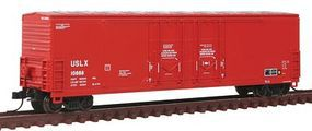 Atlas Evans 53 Double Plug-Door Boxcar US Railway Leasing N Scale Model Train Freight Car #50001416