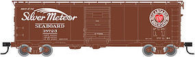 Atlas 1932 ARA 40 Steel Boxcar Seaboard Air Line #18723 N Scale Model Train Freight Car #50001564