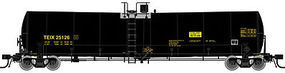 Atlas Trinity 25,500-Gallon Tank Car Transportation Equip N Scale Model Train Freight Car #50001720