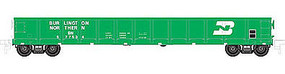 Atlas 52 Gondola Burlington Northern #577477 N Scale Model Train Freight Car #50001896