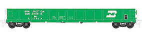 Atlas 52' Gondola Burlington Northern #577534 N Scale Model Train Freight Car #50001897