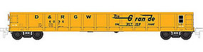 Atlas 52 Gondola Denver & Rio Grand Western #6012 N Scale Model Train Freight Car #50001916
