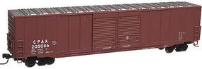 Atlas 60 Double-Door Auto Parts Boxcar Canadian Pacific N Scale Model Train Freight Car #50001997