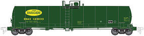 Atlas 23,500 Tank Car Dana #123033 N Scale Model Train Freight Car #50002069