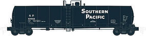 23,500 Tank Car Southern Pacific #67699 N Scale Model Train Freight Car #50002077
