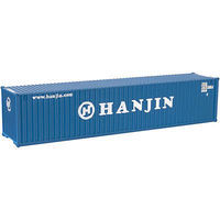 Atlas 40 Container Hanjin #1 (2) N Scale Model Train Freight Car Load #50002263