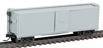 Atlas USRA Steel Boxcar Undecorated N Scale Model Train Freight Car #50002325