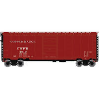 Atlas 40 PS-1 Boxcar COPR #4010 N Scale Model Train Freight Car #50002345