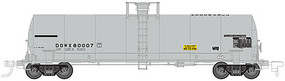 Atlas ACF 17,360-Gallon Dow Chemical Tank Car #80007 N Scale Model Railroad #50002392