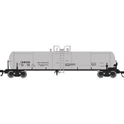 Atlas 20,700-Gallon Tank Car Canadian National #80371 -- N Scale Model Train Freight Car -- #50002436