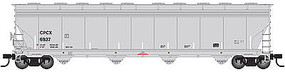 Atlas ACF 5701 Hopper CPC #7059 N Scale Model Train Freight Car #50002463