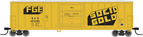 Atlas FGE Boxcar Baltimore & Ohio #403089 N Scale Model Train Freight Car #50002528