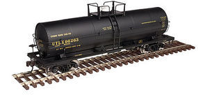 Atlas 11,000 gallon Tank UTLX #96264 N Scale Model Train Freight Car #50002638