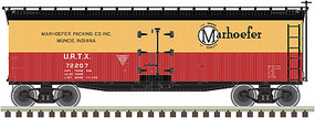 Atlas 40 Wood Reefer M PACK #72216 N Scale Model Train Freight Car #50002678