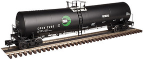 Atlas Trinity 25,500-Gallon Tank Car - Ready to Run Cargill #7270 (Vegetable Oils) - N-Scale