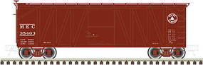 Atlas USRA Single-Sheathed Wood Boxcar - Ready to Run Maine Central #35420 - N-Scale