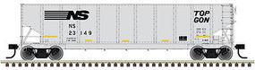 Atlas Norfolk Southern Topgon Conspicuity Stripe #23212 N Scale Model Train Freight Car #50002931