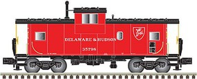 Atlas N Extended Vision Caboose, D&H #35796