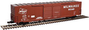 Atlas ACF 60 Double-Door Auto Parts Boxcar - Ready to Run - Master(R) Milwaukee Road #4161 - N-Scale