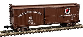Atlas USRA 40 Double Sheathed Wood Boxcar - Ready to Run - Master(R) Northern Pacific #13370 - N-Scale