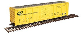 Atlas FMC 5077 Box CLP #3023 - N-Scale