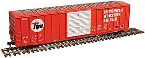 Atlas N Fmc 5077 Sd Boxcar P&W 303