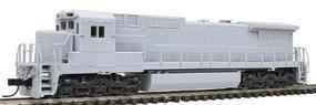 Atlas GE Dash 8-40C Phase I Undecorated N Scale Model Train Diesel Locomotive #51800
