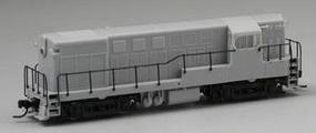 Atlas F-M H16-44 Powered Undecorated N Scale Model Train Diesel Locomotive #52018
