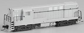 Atlas F-M H16-44 Undecorated N Scale Model Train Diesel Locomotive #52019