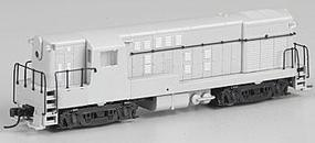 Atlas F-M H16-44 Late Body Undecorated N Scale Model Train Diesel Locomotive #52021