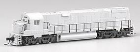 Atlas Alco C628 Phase I Undecorated Low Nose Headlight N Scale Model Train Diesel Locomotive #54000