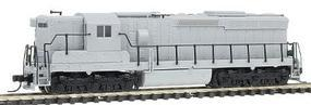 Atlas EMD SD24 Undecorated - CB&Q Style N Scale Model Train Diesel Locomotive #54400
