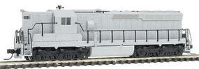 Atlas EMD SD24 Undecorated - Southern Style N Scale Model Train Diesel Locomotive #54402