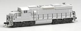 Atlas EMD SD24 Undecorated - UP Style N Scale Model Train Diesel Locomotive #54403