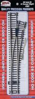 Atlas Code 83 #4 Turnout Right HO Scale Nickel Silver Model Train Track #562