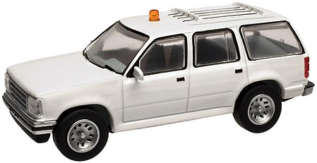 Atlas 1993 Ford(R) Explorer Painted -- N Scale Model Railroad Vehicle -- #60000053