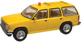 Atlas 1997 Ford(R) Explorer w/Rotary Beacon Painted N Scale Model Railroad Vehicle #60000054